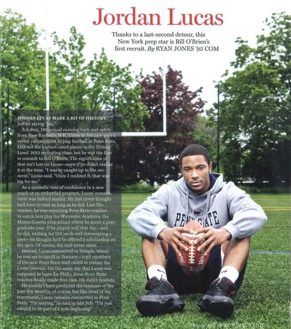 Jordan Lucas Lead Athlete