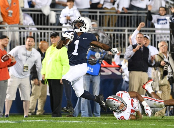 Penn State v. Ohio State (Photo by Steve Manuel)