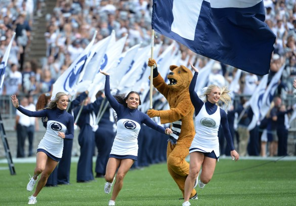Penn State v. Idaho 79-7 (Photo by Steve Manuel)
