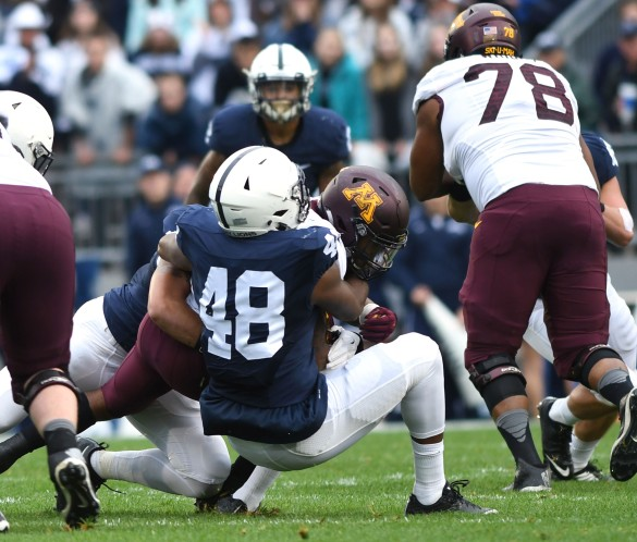 Penn State v. MINNESOTA (Photo by Steve Manuel)