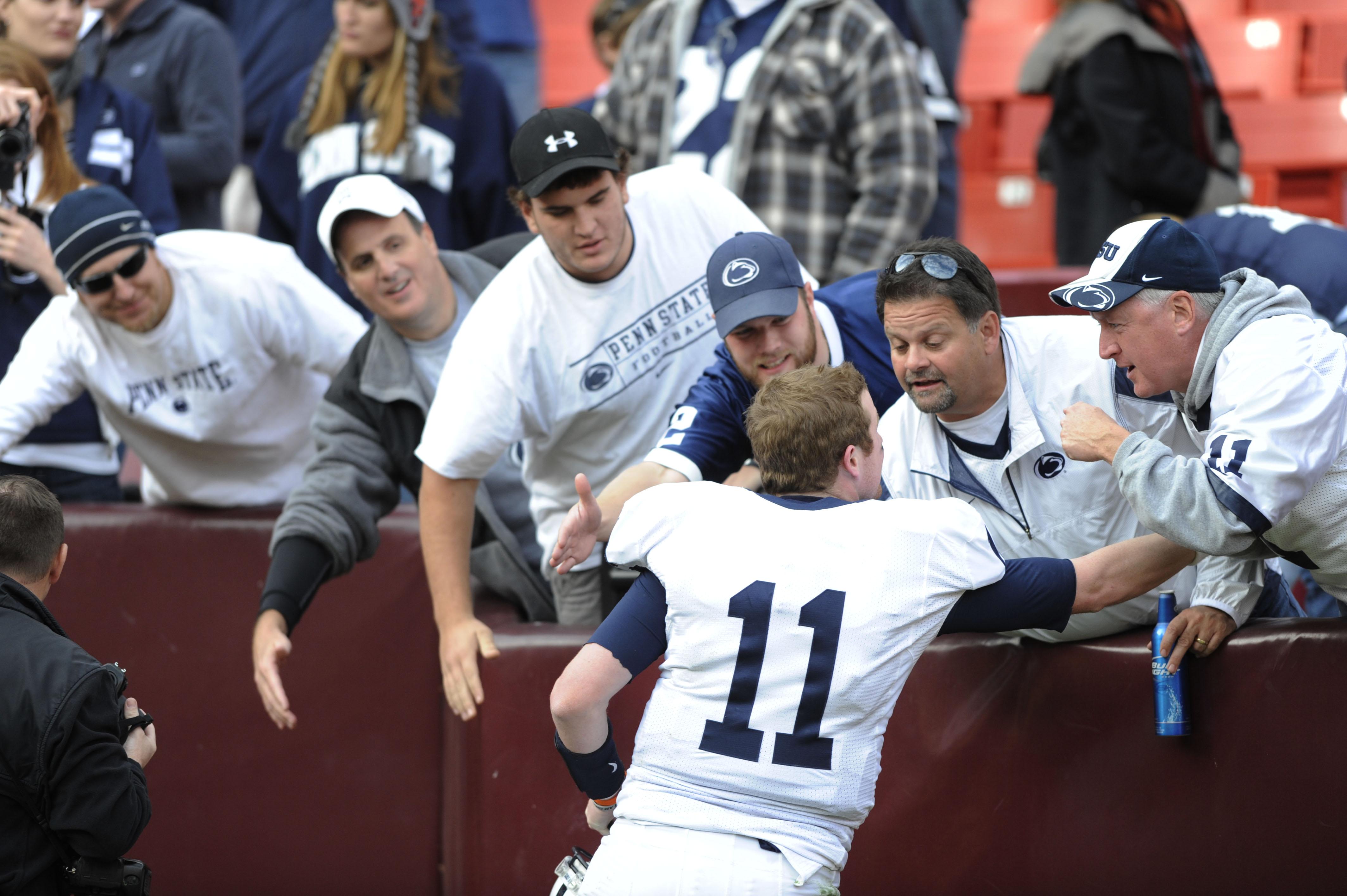 Penn State v Indiana  (Photo by Steve Manuel)